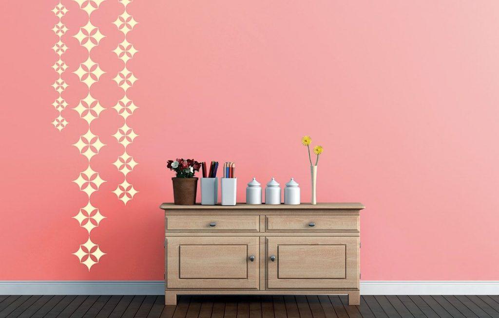 ألوان دهانات الغرف
