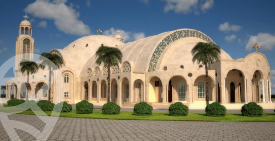 كاتدرائية العاصمة الادارية