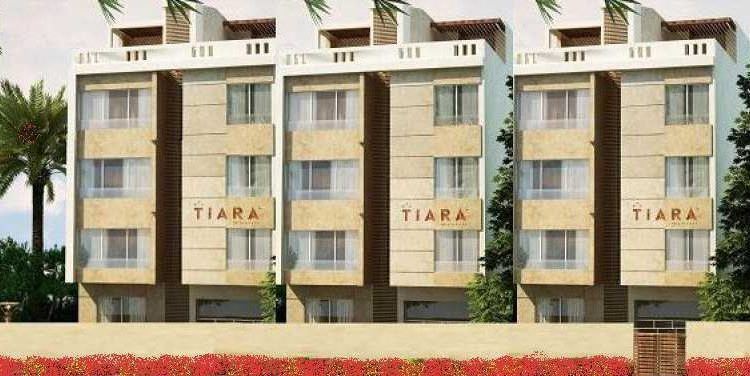كمبوند تيارا ريزيندس - Tiara Residence