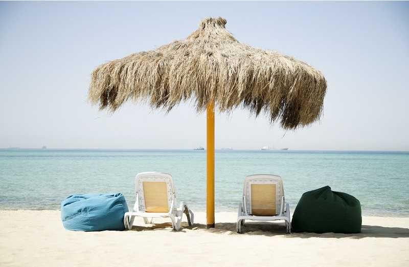 نزهة بيتيش شاطئ
