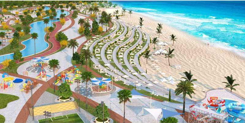 شاطئ سي فيو