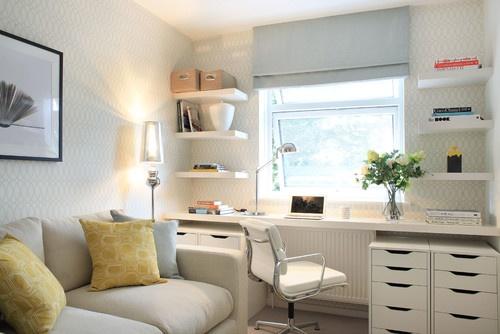 3 حيل مبتكرة لحل مشكلة المساحة الصغيرة للمنزل تبدو أكبر