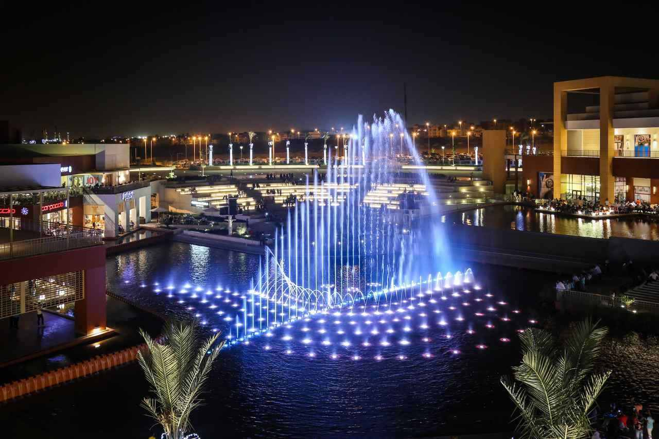 أفضل الأماكن التجارية في القاهرة الجديدة للتسوق