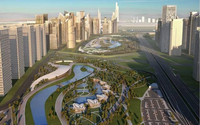 كل ما تريد معرفته عن خدمات العاصمة الإدارية الجديدة - النهر الأخضر