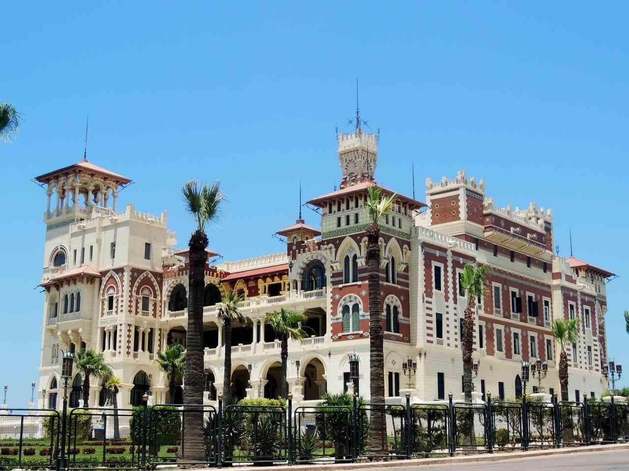 أهم معالم الإسكندرية - قصر المنتزه