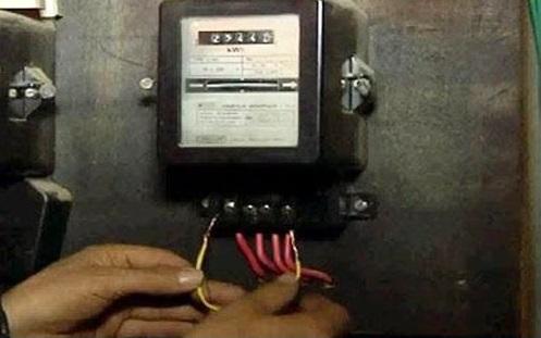 ما الفرق بين العداد التقليدي والعداد الذكي - العداد التقليدي للكهرباء