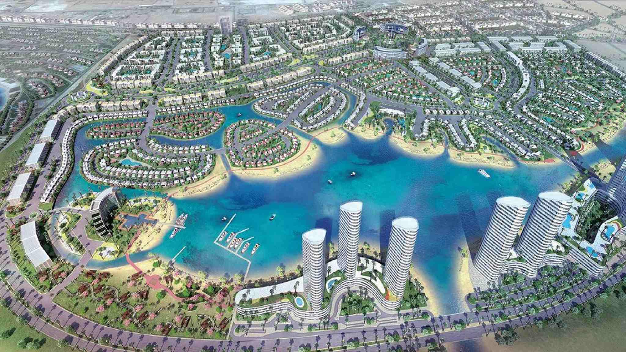 المدن الذكية بمصر - مدينة العلمين الجديدة