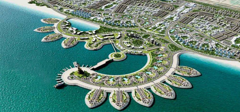 المدن الذكية بمصر - مدينة المنصورة الجديدة