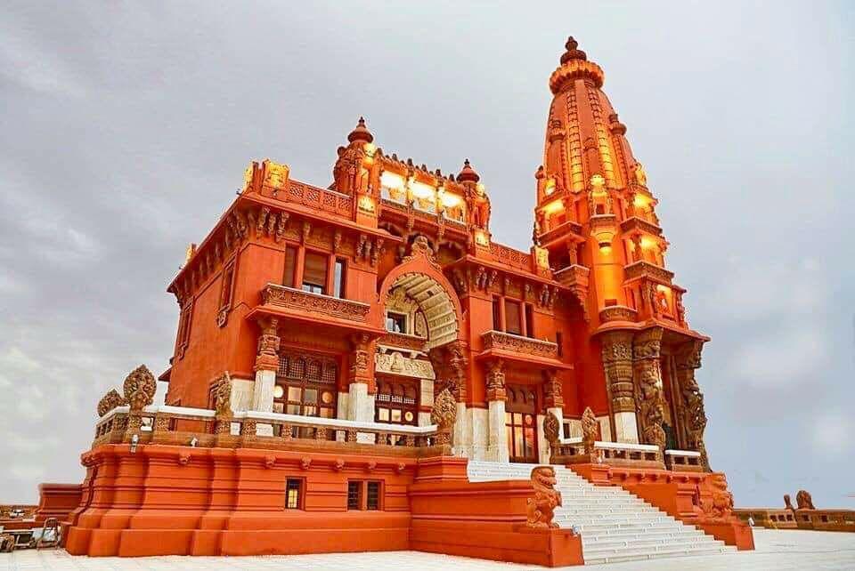 تعرف على قصر البارون ومصر الجديدة بعد التطوير