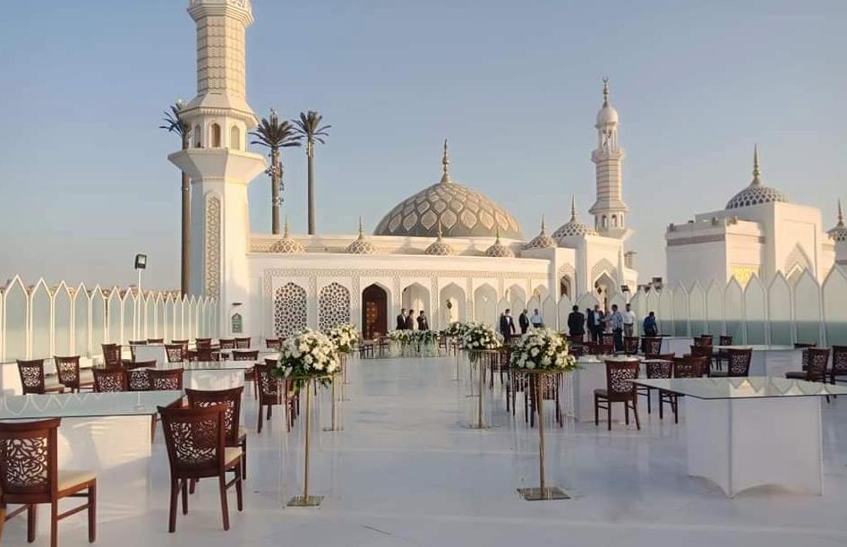 مسجد الشرطة في التجمع
