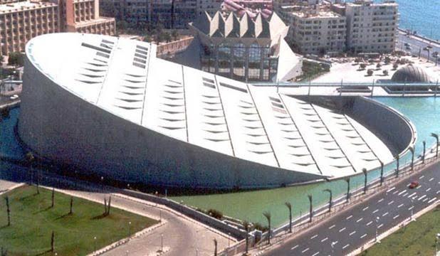 تعرف على أهم معالم الإسكندرية … وعش ذكريات لا تُنسى - مكتبة الإسكندرية