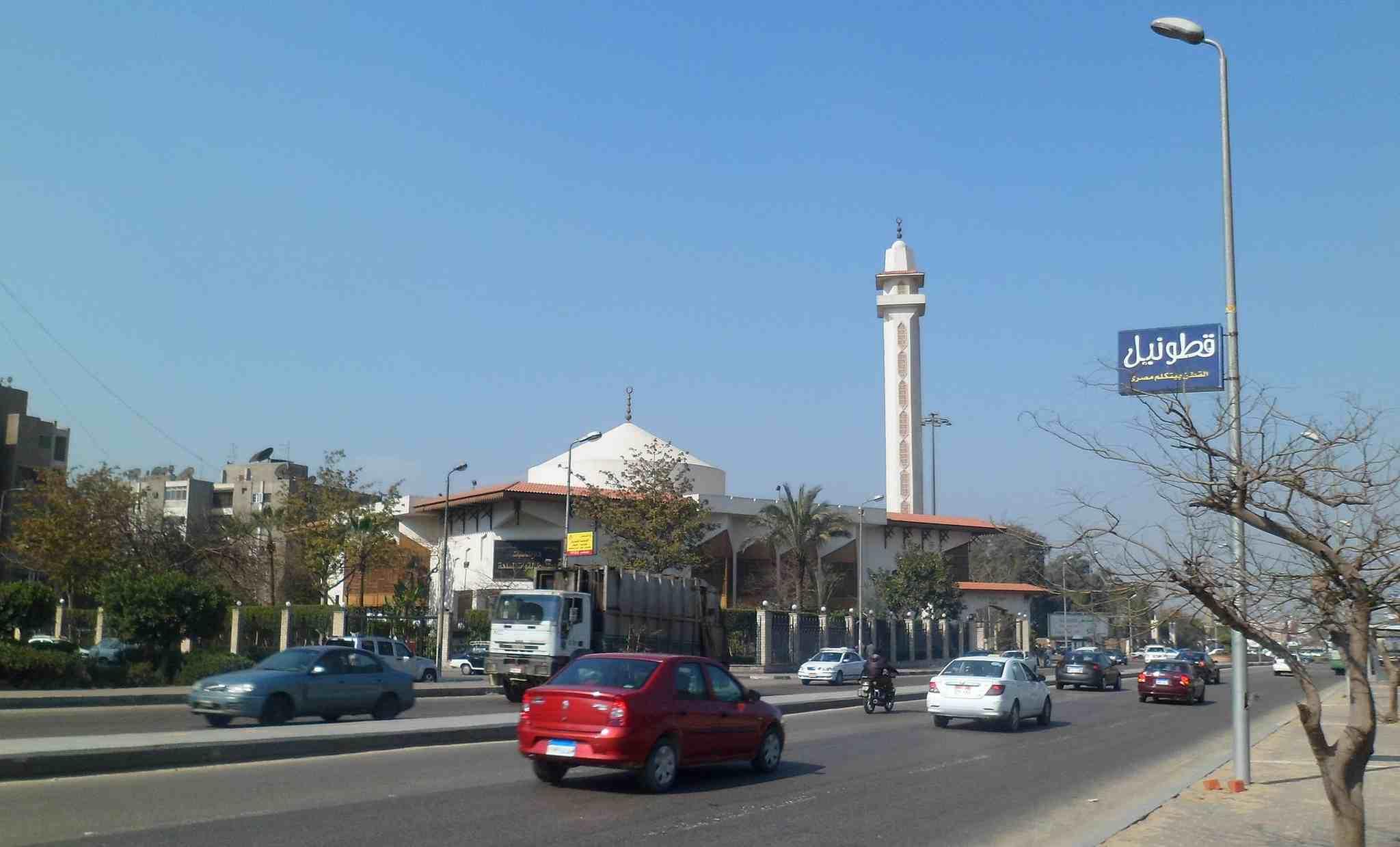 دليلك إلى أهم الخدمات في مدينة نصر - مسجد آل رشدان