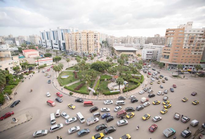شراء عقارات في الإسكندرية - سموحة