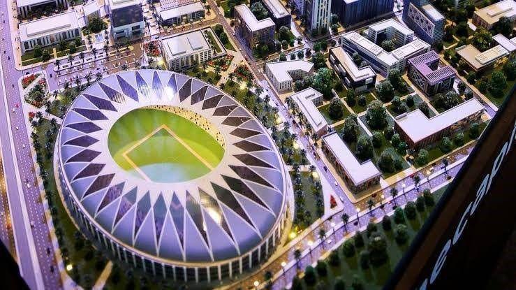 المدينة الرياضية الأوليمبية
