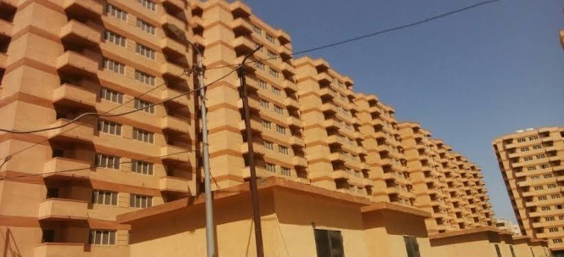 شقق وزارة الإسكان في الإسكندرية