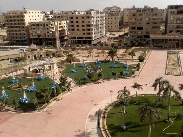 مزايا السكن في حدائق الأهرام