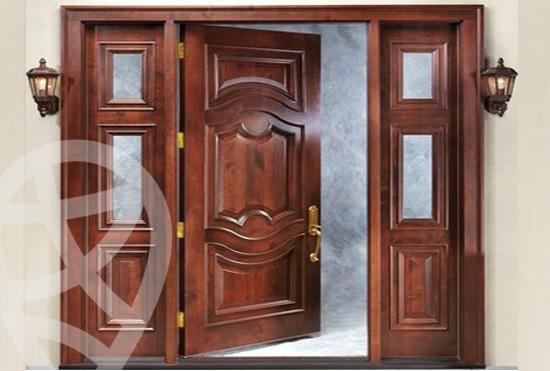 دليل عقارماب لأنواع الأبواب المنزلية وأسعارها ومواصفاتها