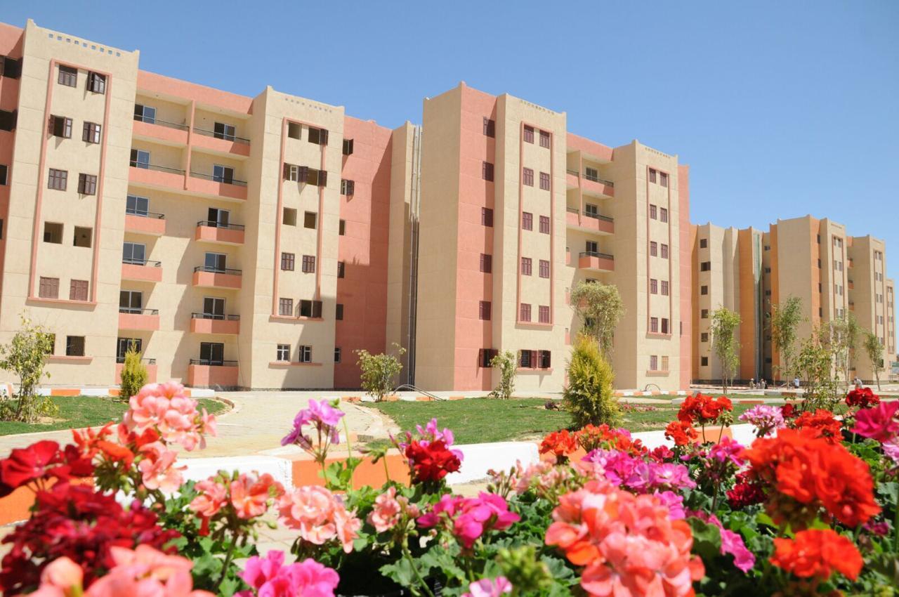 الإسكان الاجتماعي بالاسكندرية