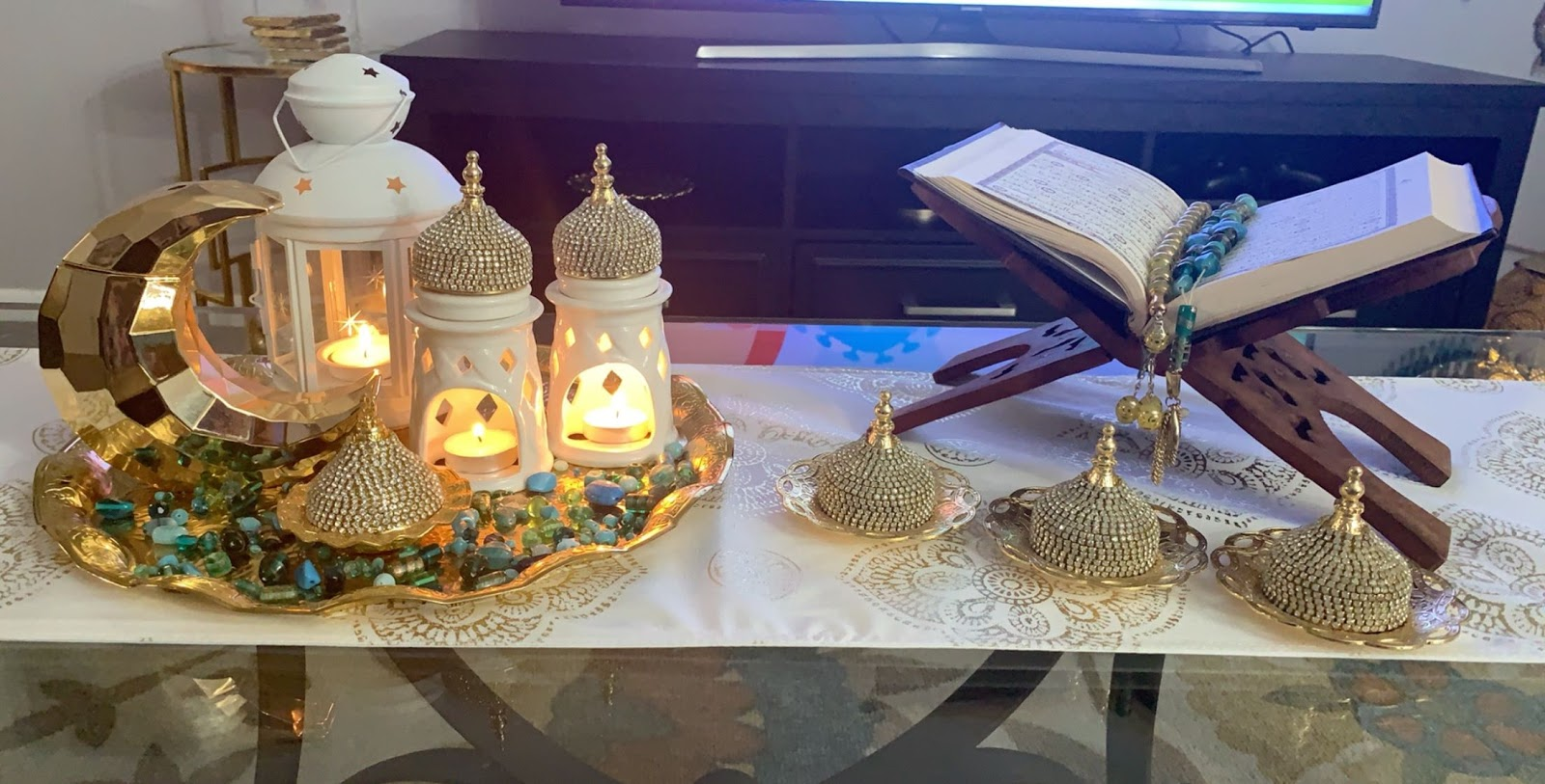 ديكور منزلك في رمضان 2021 لأجواء أسرية دافئة