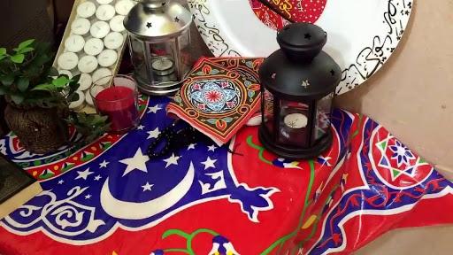 قماش خيمة رمضان