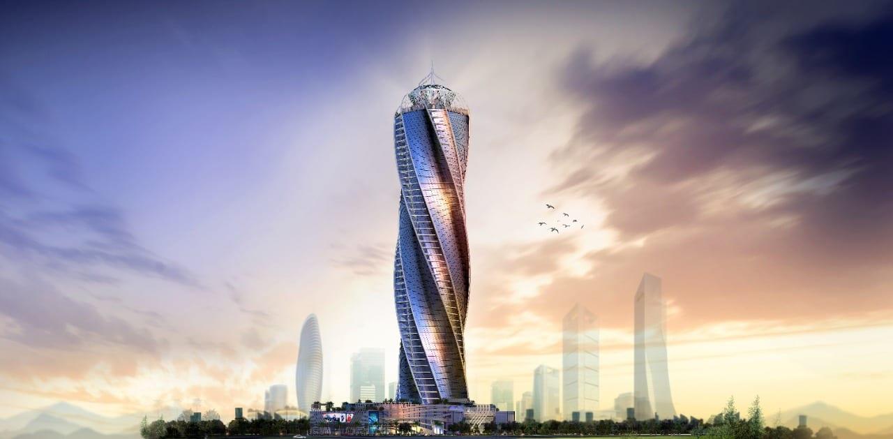 برج أمازون بالعاصمة الإدارية .. معلومات تهمك