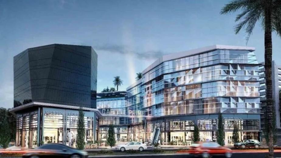 Capital Prime Mall… Experience The New Era