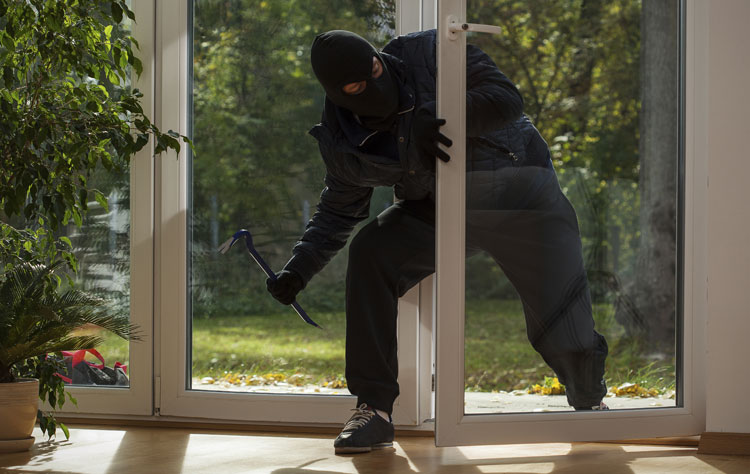 Tips to protect your home from being stolen