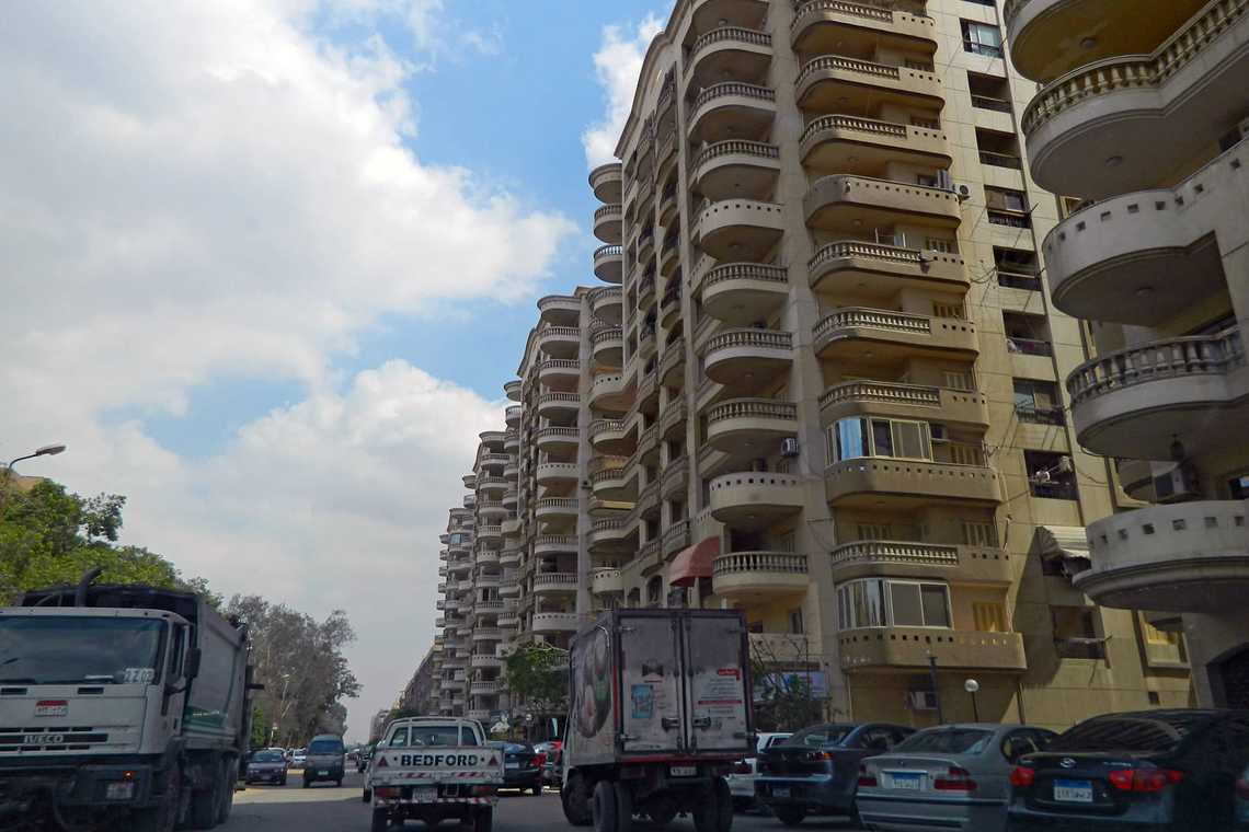 Discover the privileges of living in Embassies' District in Nasr City