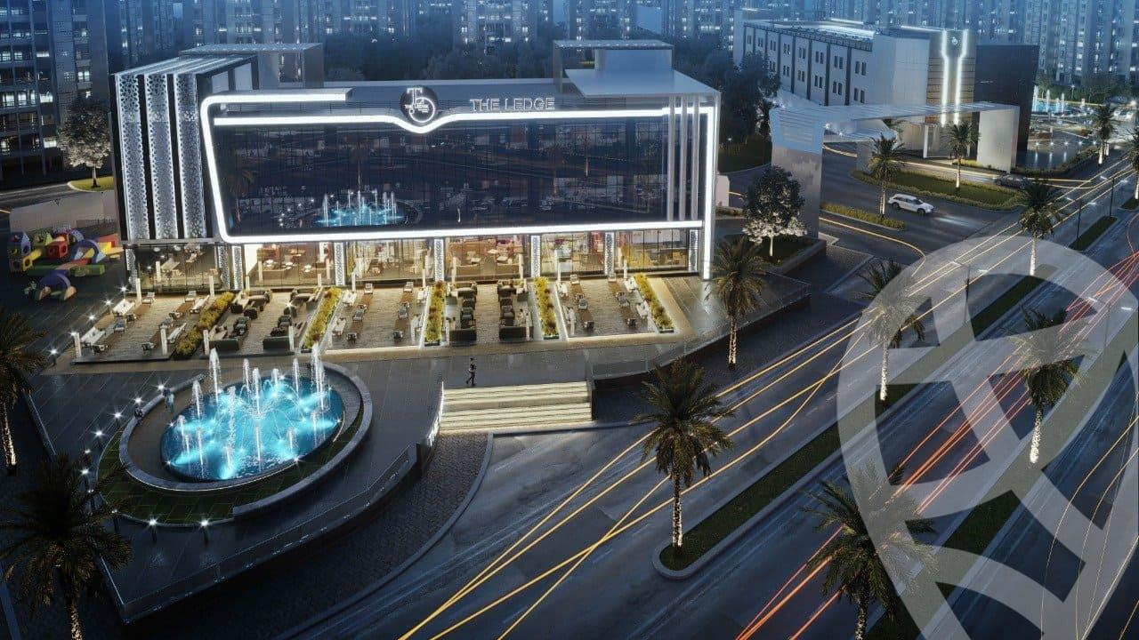 The Ledge Mall: Commercial Investment Opportunity in New Cairo