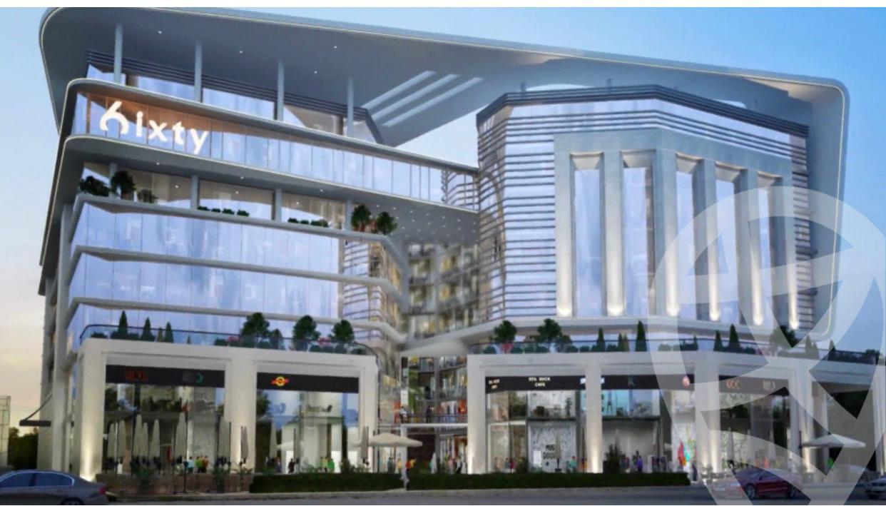 Know About Sixty Business Park Mall in the New Administrative Capital